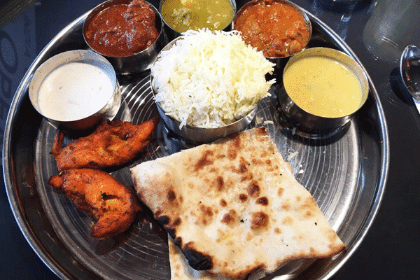 The India Cuisine in Wilsonville, OR